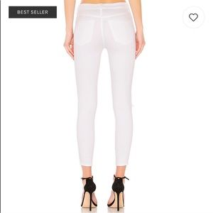 Free People Jeans - NWT free people busted knee white jeans